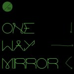 One Way Mirror limited edition artist book. Edition of 150. Co-written by Connie Anthes + Alexander Jackson Wyatt, translated into German.