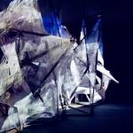 One Way Mirror (Sawtooth ARI), 2012. Installation view.