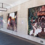 NANA Contemporary, 2014. Installation view.